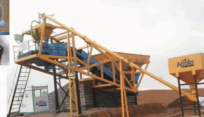 Concrete Batching Plant on Rent | Concrete Batching Plant for rent