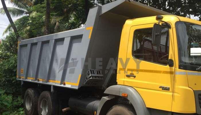 rent 1623C Price rent bharatbenz dumper tipper in new delhi delhi hire bharatbenz 1623c dumper truck he 2015 966 heavyequipments_1533814640.png