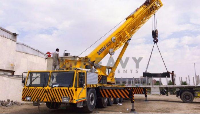 rent AC 335 Price rent demag crane in mumbai maharashtra hire demag ac 335 telescopic crane in mumbai he 2016 1120 heavyequipments_1538025164.png