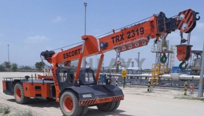 rent TRX-2319 Price rent escort pick n carry in chennai tamil nadu hire escort trx 2319 pick n carry crane he 2016 1114 heavyequipments_1537939075.png