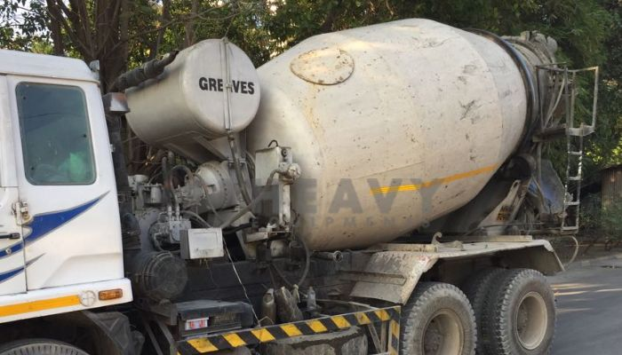 rent 6 Cubic Price rent greaves concrete mixer in mumbai maharashtra greaves 6 cum transit mixer he 2015 515 heavyequipments_1526384763.png