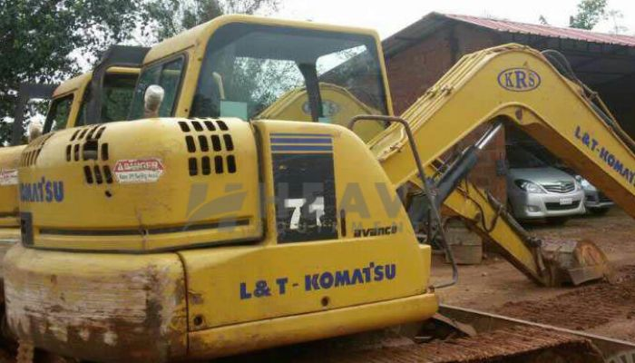rent PC71 Price rent komatsu excavator in new delhi delhi komatsu excavator for rent in delhi he 2015 913 heavyequipments_1533114214.png