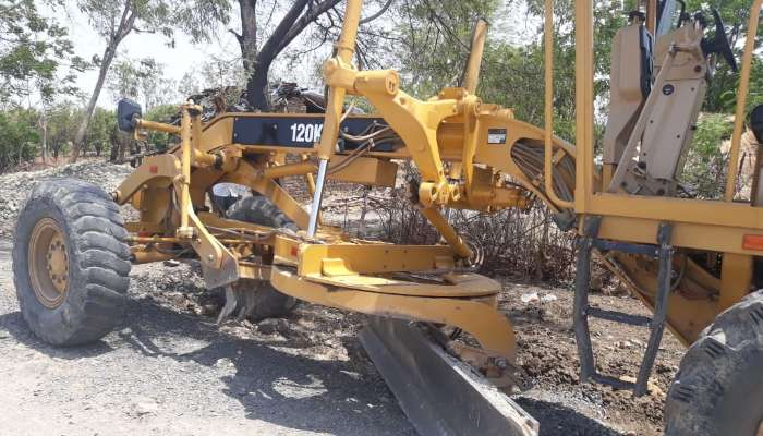 used 120K2 Price used caterpillar motor grader in chanddigarh chandigarh cat 120k2 motor grader (best price) he 1585 1558093276.webp