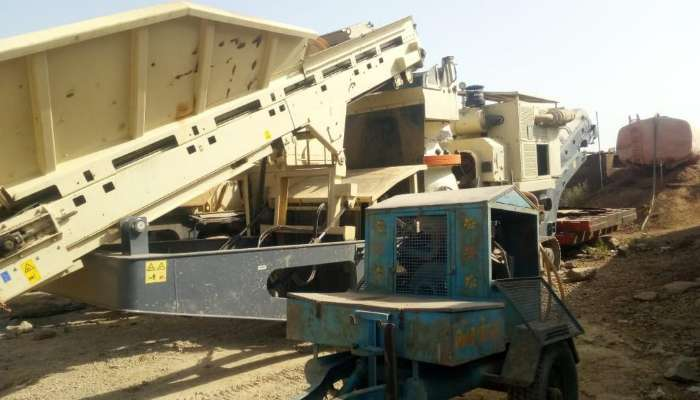 used Lokotrack Mobile Plants Price used metso crusher plant in mumbai maharashtra used metso crusher plant he 1699 1570161595.webp