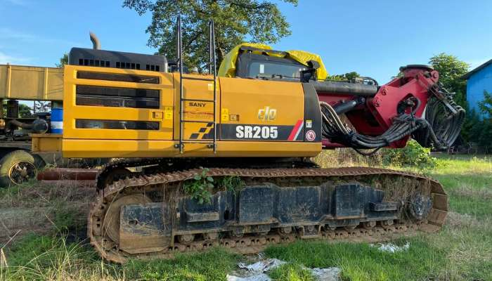 rent SR 250 Price used sany drilling in siliguri west bengal sany pilling rig for rent available in west bengal he 1987 1631872870.webp