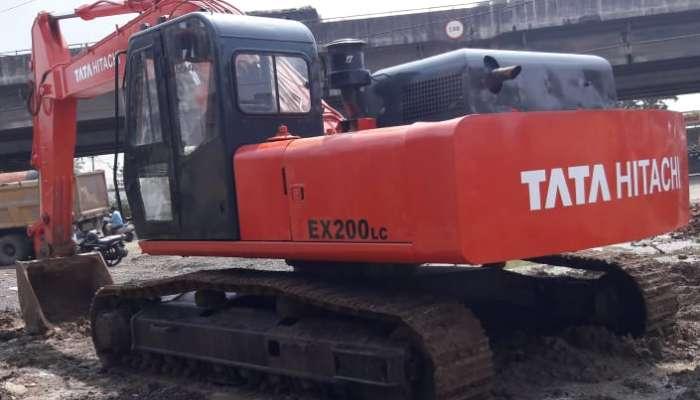 used EX 200 LC Price used tata hitachi excavator in surat gujarat used tata hitachi ex200 he 1695 1570014241.webp