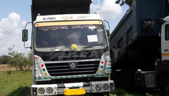 used 2523 t Price used ashok leyland dumper tipper in ankleshwar gujarat ashok layland 10 tyres tipper he 2014 1122 heavyequipments_1538039393.png