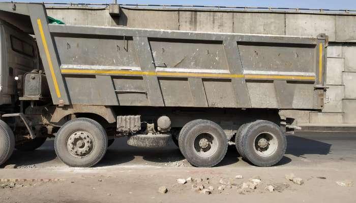 used 3123 T Price used ashok leyland dumper tipper in ankleshwar gujarat ashok leyland 3123 tipper he 1678 1565670932.webp