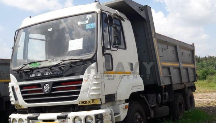 used 2518 T Price used ashok leyland dumper tipper in bilimora gujarat 10 tyre tipper sale he 2014 1130 heavyequipments_1538110822.png