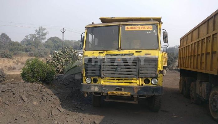 used 3118 T Price used ashok leyland dumper tipper in dhanbad jharkhand ashok leyland 14wheel dumper he 2016 410 heavyequipments_1522665799.png