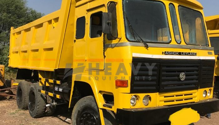 used 2518 T Price used ashok leyland dumper tipper in faizpur maharashtra used 2518 dumper truck for sale he 2010 1217 heavyequipments_1542347048.png