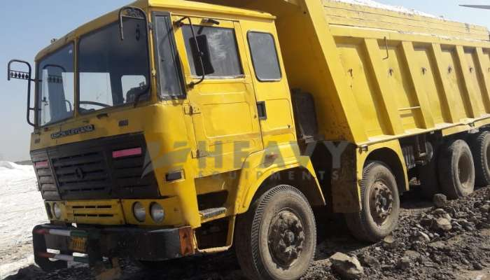 used 3118 T Price used ashok leyland dumper tipper in jamnagar gujarat ashok leyland 3118 for sale he 2016 1503 heavyequipments_1553323943.png