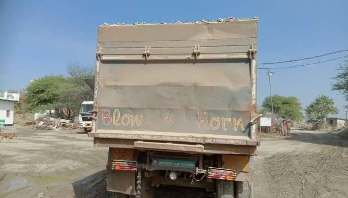 used 3118 T Price used ashok leyland dumper tipper in panna madhya pradesh 14 wheel dumpher he 1871 1612005743.webp