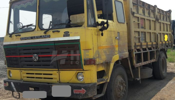 used 1616 XL Price used ashok leyland dumper tipper in surat gujarat ashok leyland 1616 he 2016 1243 heavyequipments_1543829751.png