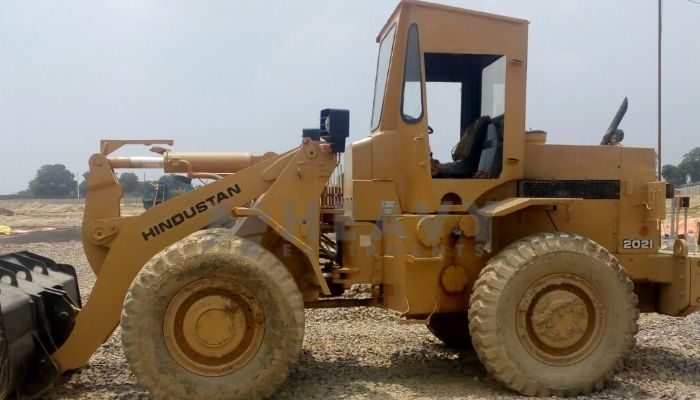 used HINDUSTAN 2021 Price used caterpillar wheel loader in kanpur uttar pradesh hm 2021 wheel loader he 2007 1144 heavyequipments_1538981029.png