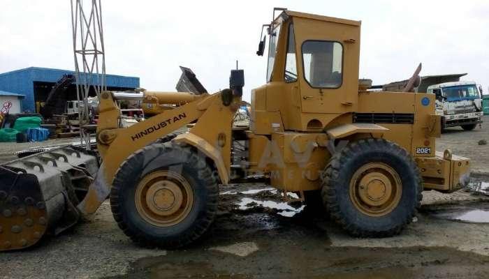 used HINDUSTAN 2021 Price used caterpillar wheel loader in rajkot gujarat hm loader for sale he 2011 1479 heavyequipments_1552560444.png