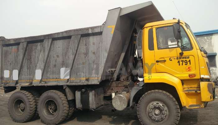 used 6025 T Price used eicher dumper tipper in jamshedpur jharkhand eicher pro 6025t tipper for sale he 2016 1408 heavyequipments_1550120619.png