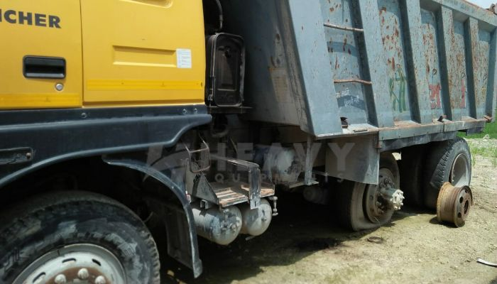 used Terra 25 Price used eicher dumper tipper in solon himachal pradesh used eicher tipper for sale he 2014 1000 heavyequipments_1534765397.png