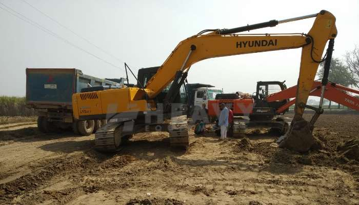 Excavator for Sale at Best Price - Heavy Equipments