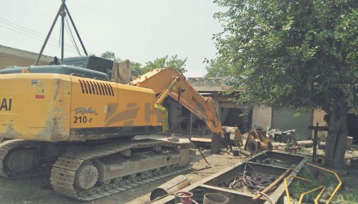 used R-210 Price used hyundai excavator in hissar haryana hyundai r210 excavator for sale he 2013 852 heavyequipments_1532323376.png