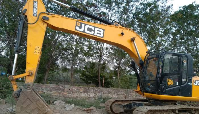 used JS-220LC Xtra Price used jcb excavator in beawar rajasthan jcb 220 excavator 2017 model he 1556 1556089297.png