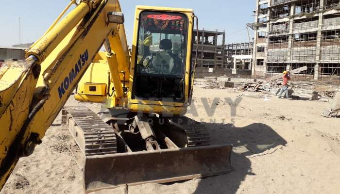 used PC71 Price used komatsu excavator in ankleshwar gujarat pc71 mini excavator for sale he 2014 1461 heavyequipments_1551937703.png