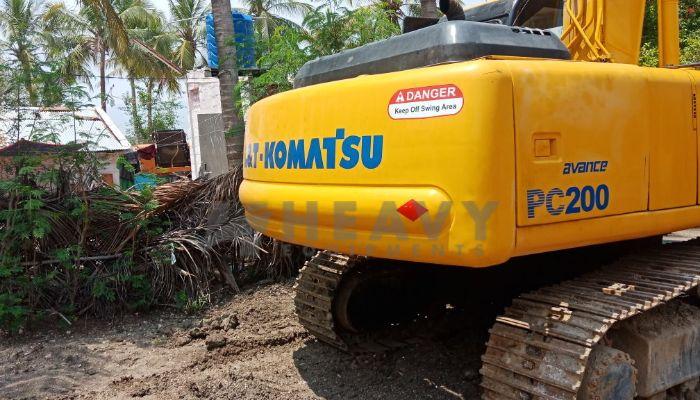 used PC200 Price used komatsu excavator in salem tamil nadu komatsu pc200 he 2010 507 heavyequipments_1526359259.png