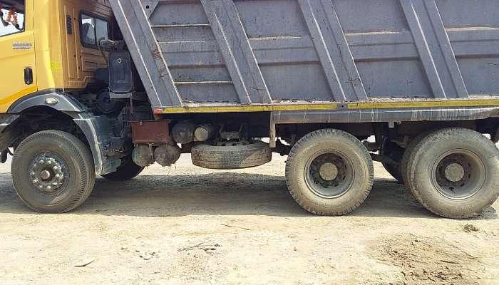 used BLAZO 25 TPR Price used mahindra dumper tipper in gorakhpur uttar pradesh dumper for sale he 1783 1589782111.webp