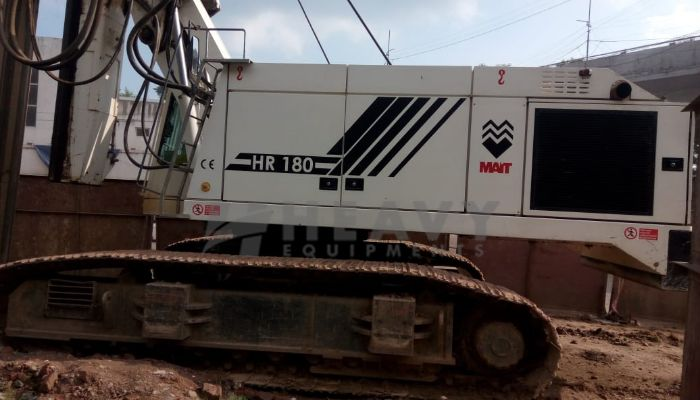 used HR 180 Price used mait drilling in haldia west bengal mait hr180 pilling he 2017 1172 heavyequipments_1540293739.png