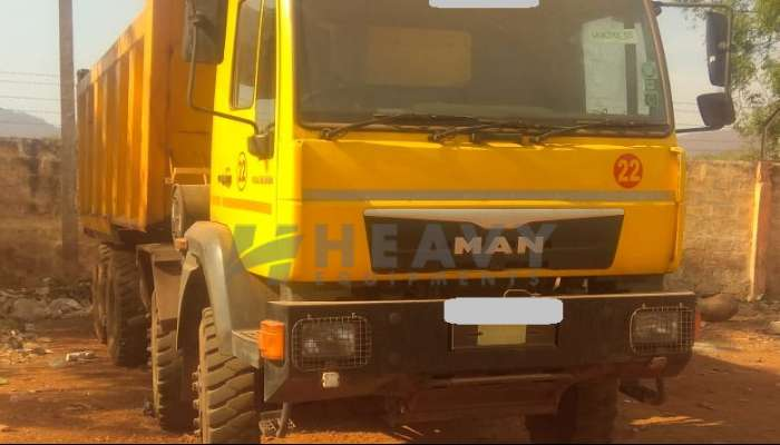 used CLA 31-280 8X4 Price used man dumper tipper in belgaum karnataka man tipper for sale he 2016 1441 heavyequipments_1551334807.png