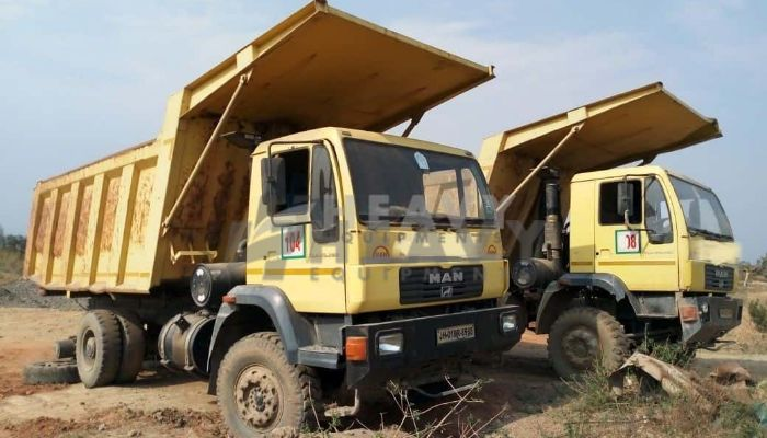 used CLA 25-280 Price used man dumper tipper in bokaro jharkhand used man tipper truck he 2015 399 heavyequipments_1522677464.png