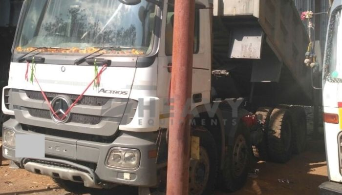 used Actros 4841 Price used mercedes benz dumper tipper in ranchi jharkhand model actros 4841 he 2014 210 heavyequipments_1518505826.png