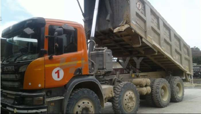 used P410 Price used scania dumper tipper in barmer rajasthan scania p410 tipper for sale he 2015 1470 heavyequipments_1552385576.png