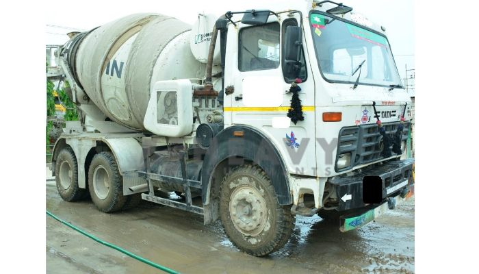 used 6 Cubic Meter Price used schwing stetter transit mixer in new delhi delhi used transit mixer 2518 he 2011 1047 heavyequipments_1535798728.png