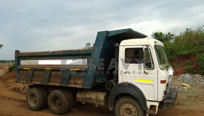 used LPK 2518 Price used tata dumper tipper in baripada odisha tata 2518 dumper for sale he 2011 1388 heavyequipments_1549001143.png