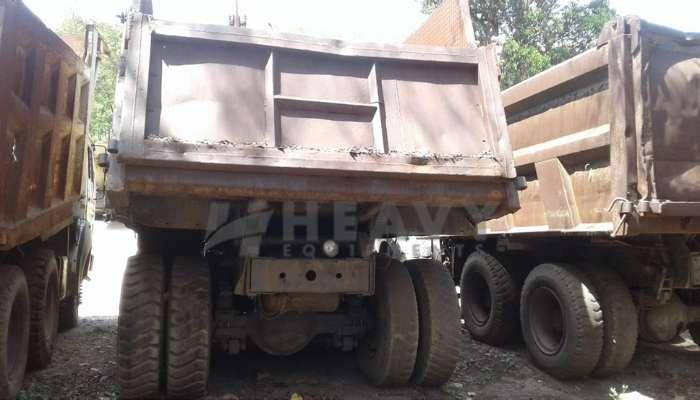 Used Dumper Tipper for sale in Maharashtra - Heavy Equipments