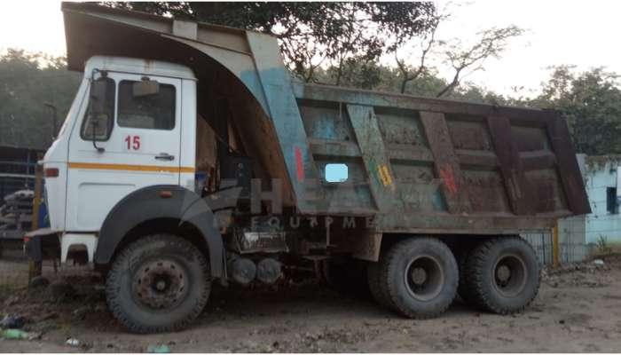 used LPK 2523 Price used tata dumper tipper in dhanbad jharkhand tata 2523c for sale he 2014 1377 heavyequipments_1548910255.png