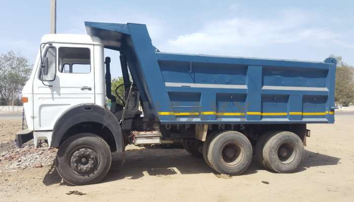 used LPK 2518 Price used tata dumper tipper in rajkot gujarat tata 2518 for sale he 2011 1513 heavyequipments_1553856339.png