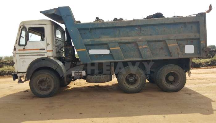 used LPK 2518 Price used tata dumper tipper in surat gujarat 2518 for sale he 2007 1442 heavyequipments_1551346551.png