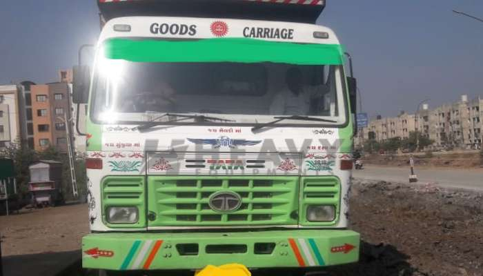 used LPK 2518 Price used tata dumper tipper in valsad gujarat tata dump truck 2518 he 2012 1334 heavyequipments_1547189642.png