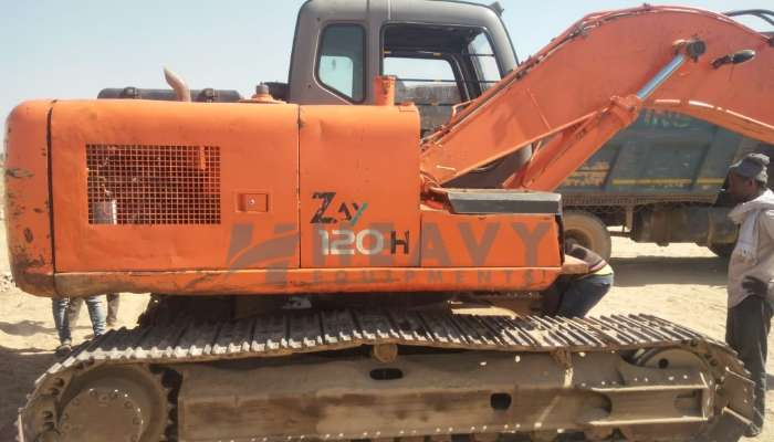 used ZAXIS 120H Price used tata hitachi excavator in jamnagar gujarat tata zaxis 120 excavtor for sale he 2011 1515 heavyequipments_1553949604.png