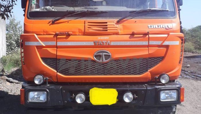 used SIGNA 4923-S Price used tata trailers in surat gujarat tata trailer signa 4923 he 2017 1302 heavyequipments_1546410564.png