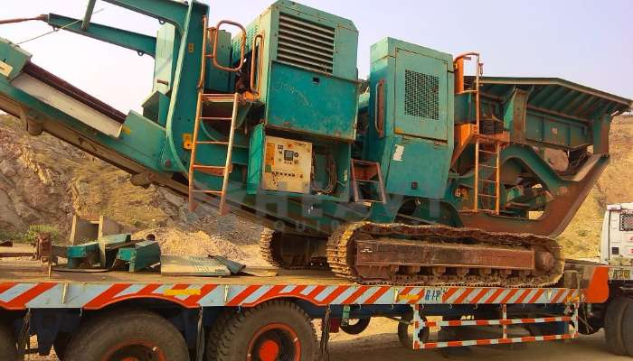 used METROTRAK Price used terex powerscreen crusher plant in indore madhya pradesh terex metrotrak 200 tph plant he 2012 1496 heavyequipments_1553000497.png