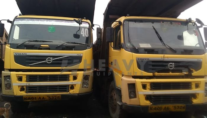 used FM 400 FBV Price used volvo dumper tipper in raiganj west bengal used volvo fm400 he 2011 1153 heavyequipments_1539340084.png