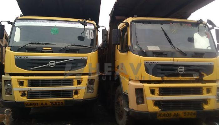 used FM 400 FBV Price used volvo dumper tipper in raiganj west bengal used volvo fm400 he 2011 1153 heavyequipments_1539340084.png