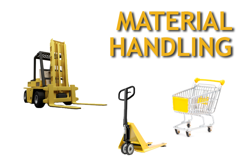 5 Ways to Reduce the Material Handling Costs