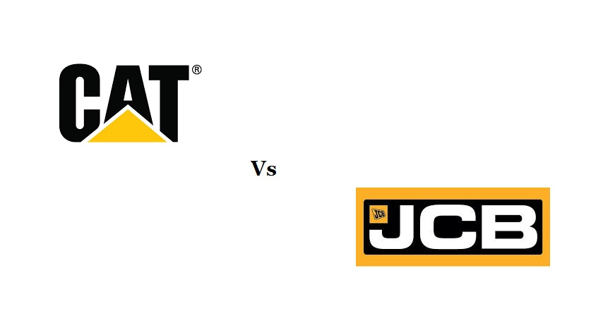 CAT 432B2 Vs JCB 3DX Backhoe loader