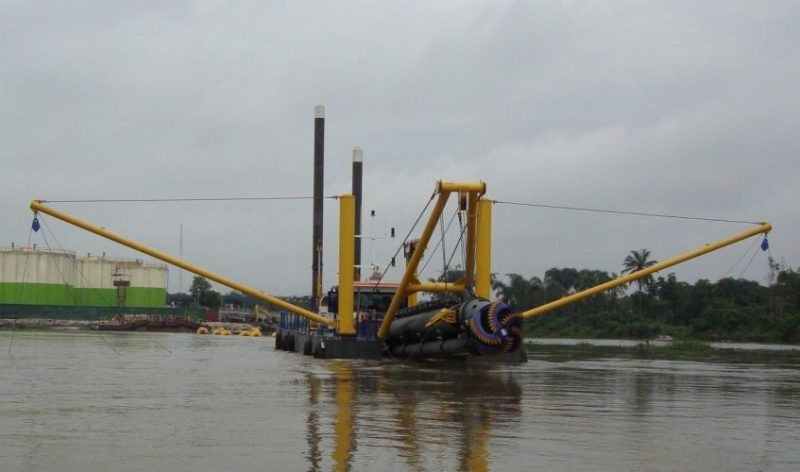 Heavy Equipment Dredger Cost 2.6 Cr Will Clean Gomti River
