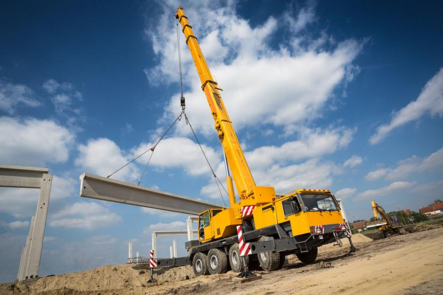 Global crane industry analysis and market report from 2019 to 2025