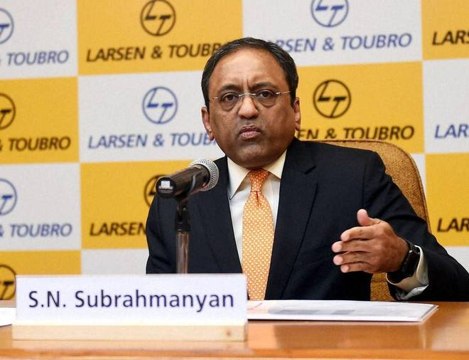 Indian monster Larsen and Toubro puts on the resources planning for troublesome future